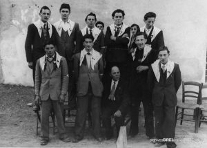 [cml_media_alt id='300']Conscrits 1950. Saint-Marcel. Archives BREL[/cml_media_alt]