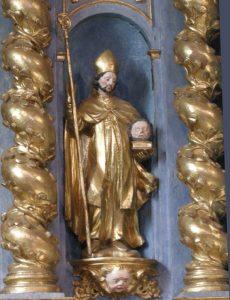 [cml_media_alt id='249']Saint-Grat. Donnas, Monteil, église de Vert, 2008[/cml_media_alt]